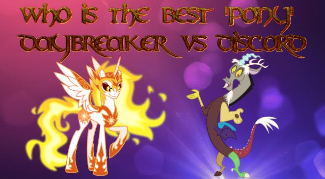 discord princess celestia best pony daybreaker - 9218611200