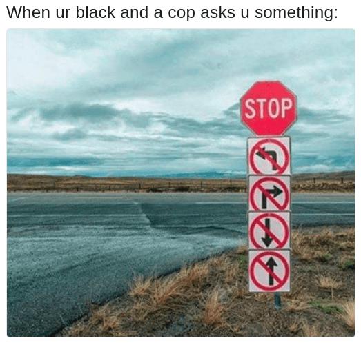 anti black memes