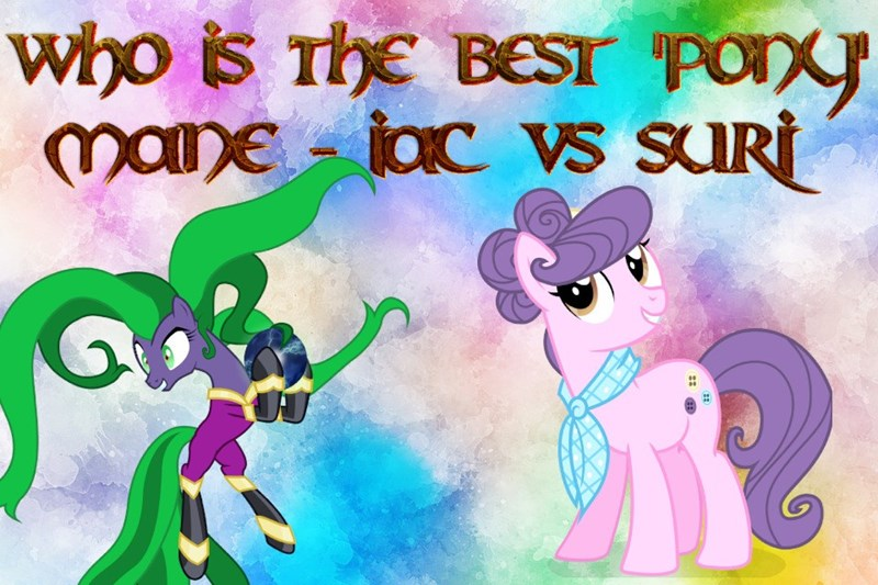 suri polomare mane-iac best pony - 9218926848