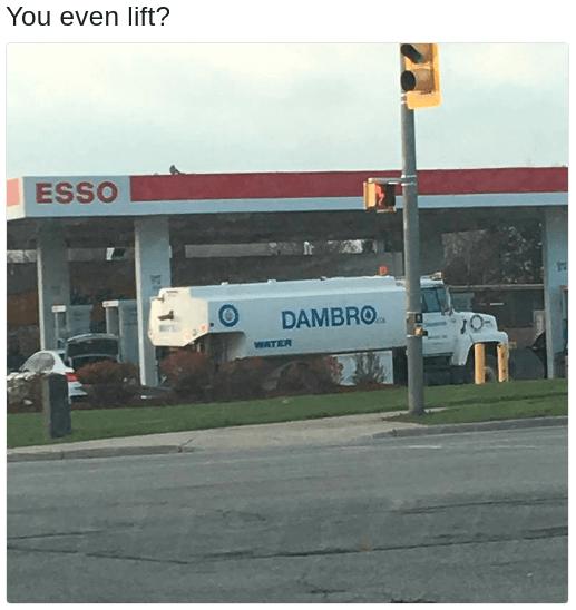 dambro truck, do you even lift