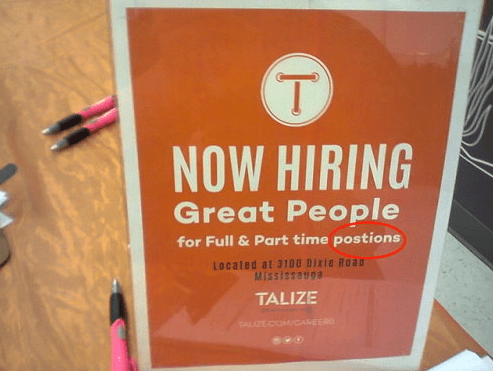 Text - T NOW HIRING Great People for Full & Part time postions Localed at 3100 Dizie Roa MISSISSOUOa TALIZE TALEOOM/CASEERS