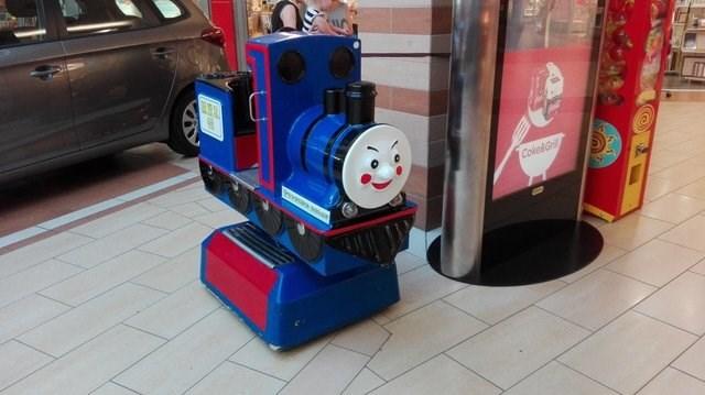 Thomas the tank engine - CokeGri