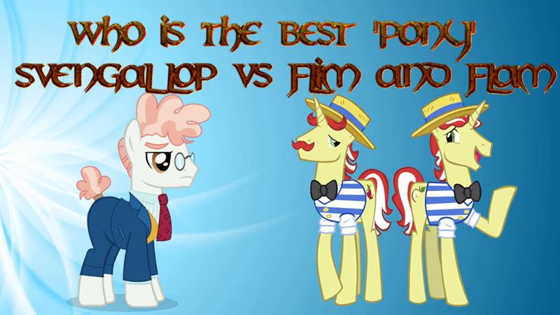 svengallop flim flam best pony - 9220033792