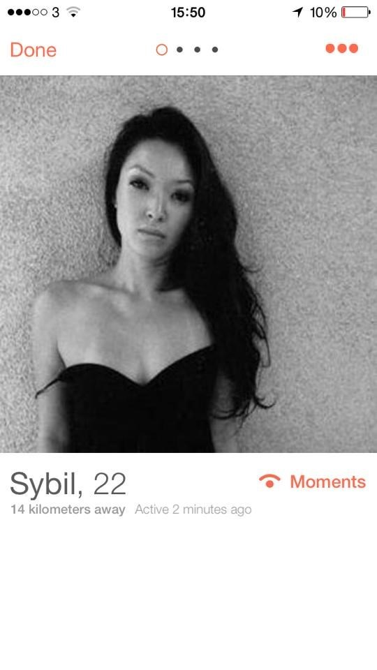 Photograph - oo 3 15:50 1 10% Done Sybil, 22 Moments 14 kilometers away Active 2 minutes ago