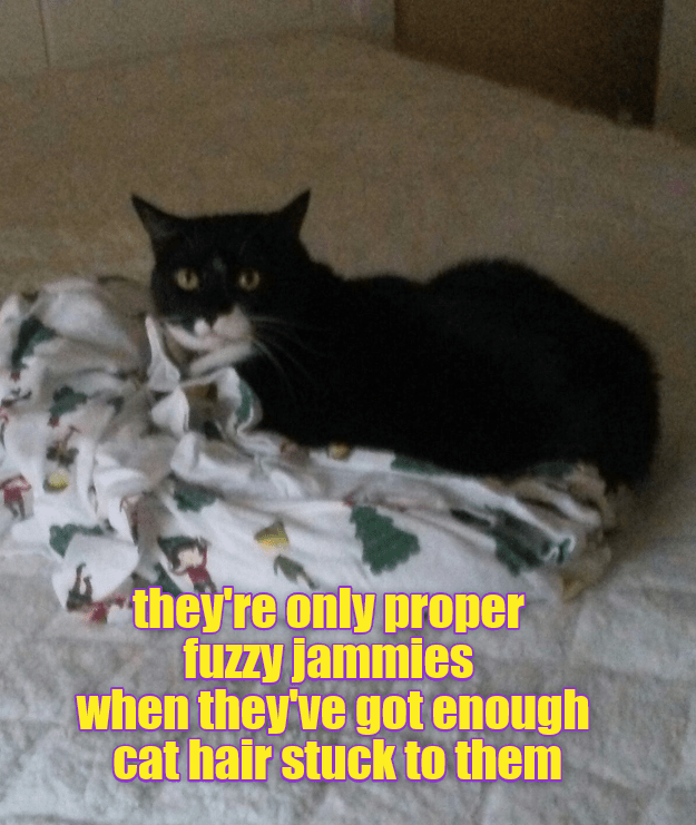 I\'m doing this for you, human!