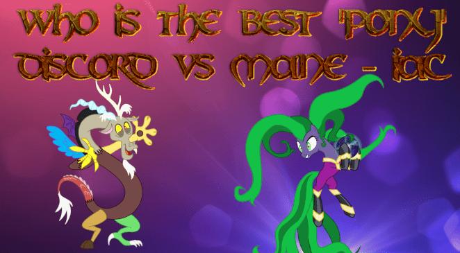 discord mane-iac best pony - 9220799744