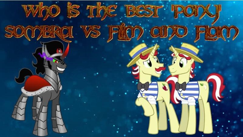 king sombra flim flam best pony - 9221149184
