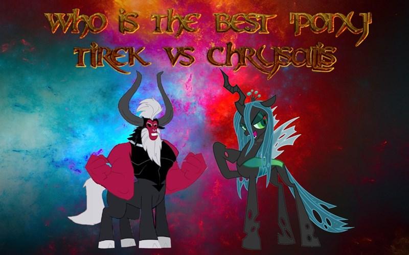 tirek chrysalis best pony - 9221605888