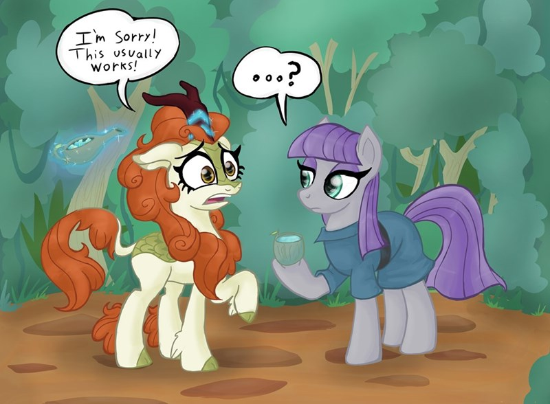supersheep64 autumn blaze kirin sounds of silence maud pie - 9221635072