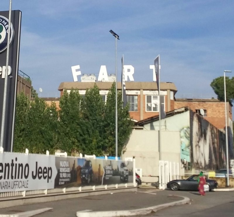 funny sign - Neighbourhood - Fa A R entino Jep NUONA REMADE 18 90 VARIA UFFICALE ME