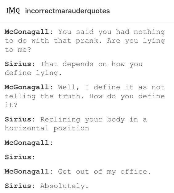 Harry Potter meme about young Sirius making bad jokes