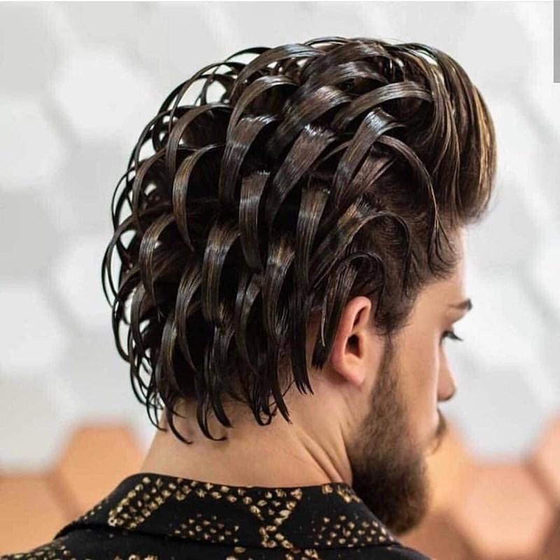 bad haircut - Hair