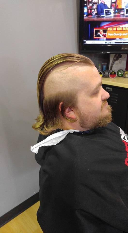bad haircut - Hair - PHLL I THE BLA Van Gundy and