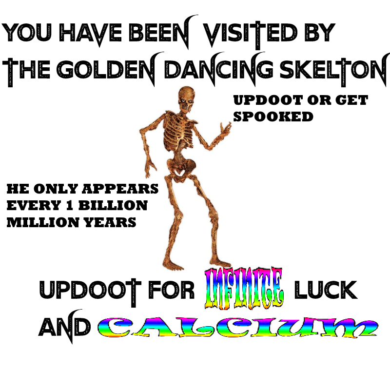 dancing skeleton updoot meme