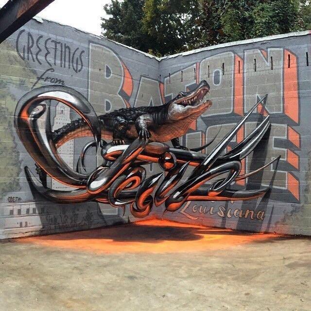 Graffiti - CREEFINGS from cuisiana ETH