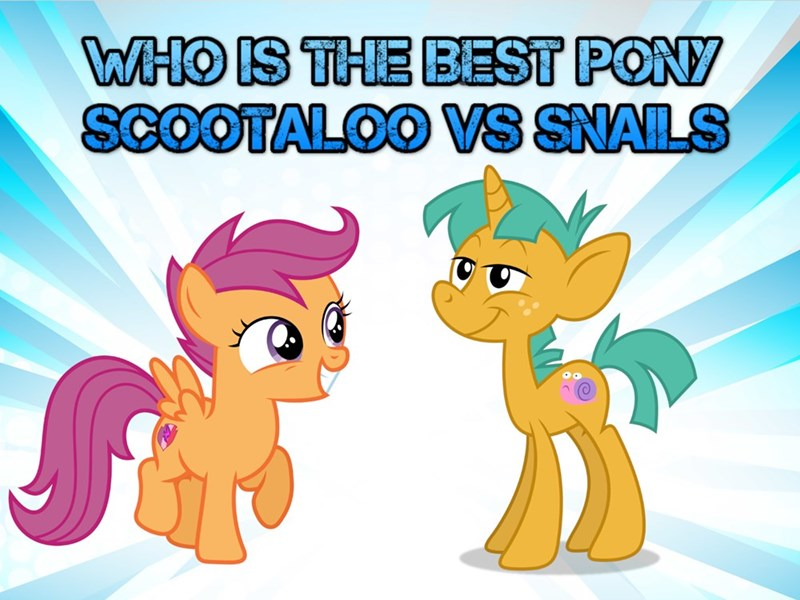 snails best pony Scootaloo - 9225868544