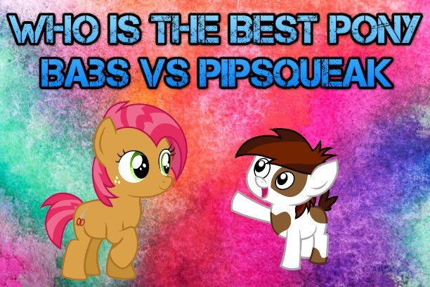 babs seed pipsqueak best pony - 9226342656