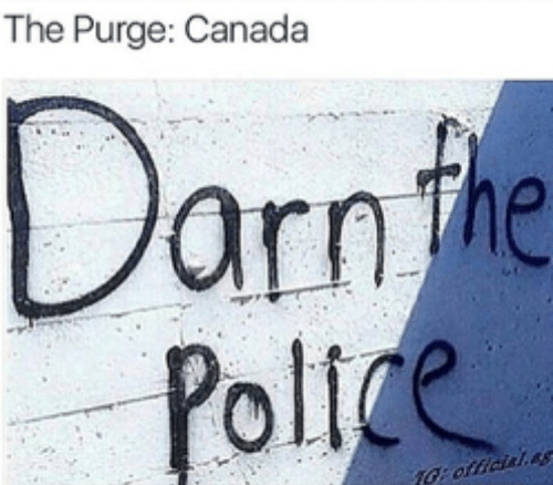 Font - The Purge: Canada arnfie Police T0 official.cs