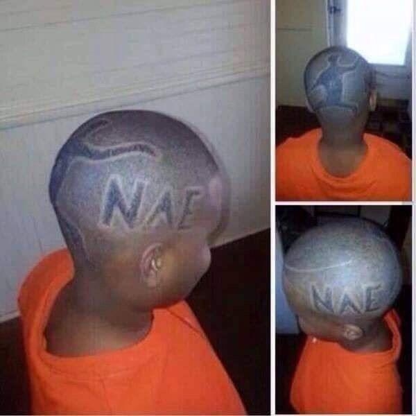 cringey meme - Hair - NAP NAE