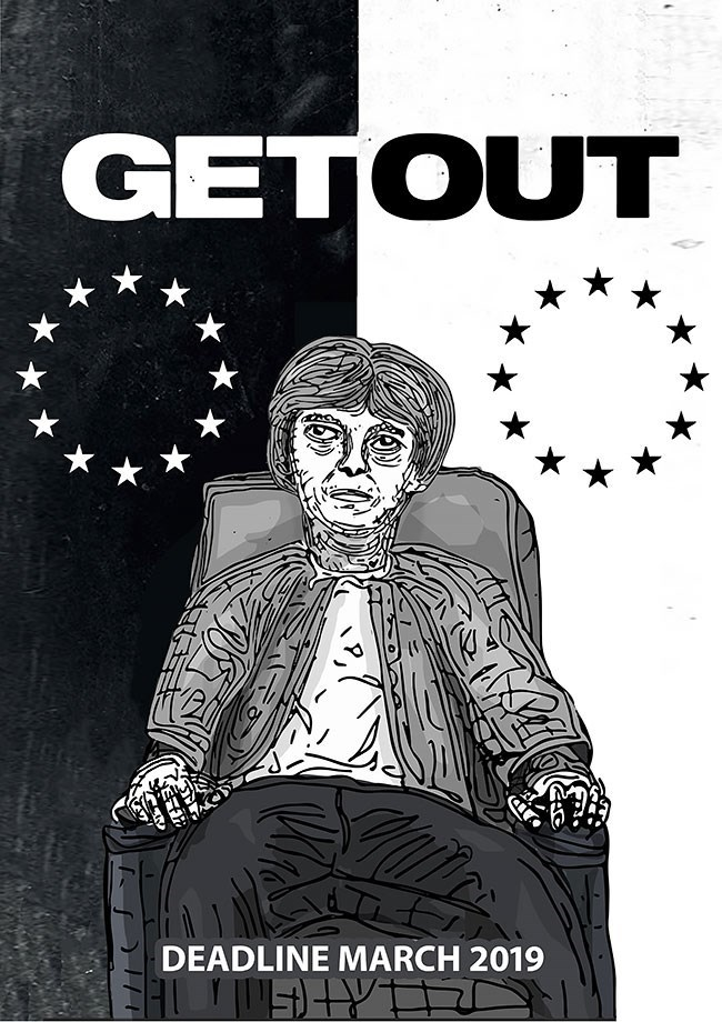 Poster - GETOUT DEADLINE MARCH 2019 SY