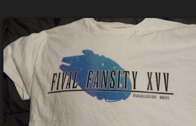T-shirt - FIVEL FAINSITY XVV 8TANJGILLDESIGNS MMIV