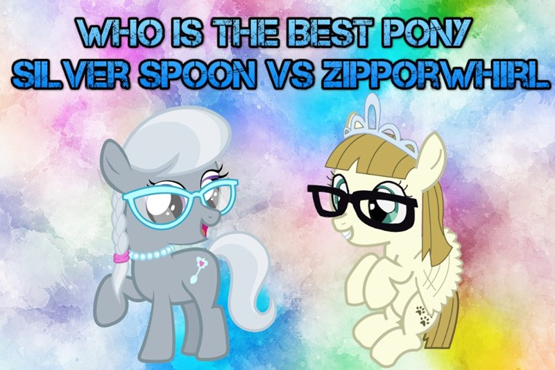 zipporwhill silver spoon best pony - 9226864896