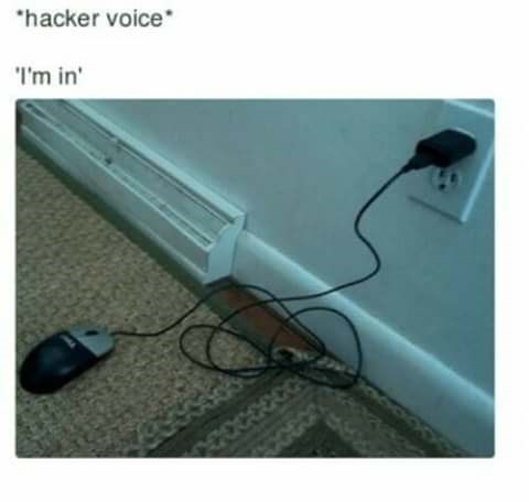 "meme - Light - ""hacker voice I'm in'"