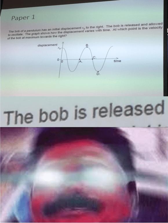 math bobs activated meme