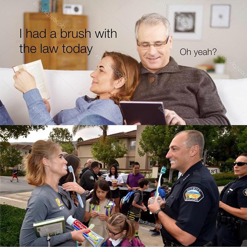 People - Oh yeah?rlatizo 20t0rlqtieogsb Thad a brush with 200//200 the law today otordei ТяЯ AIT BadtasteBB Colga oteb ADVANCH