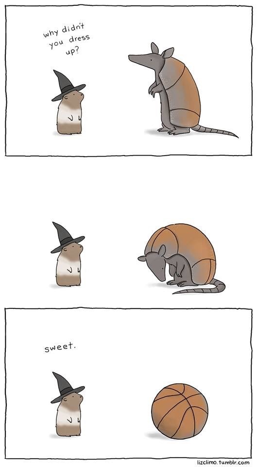 Clip art - why didnt you dress up? sweet. lizclimo. tumblr.com