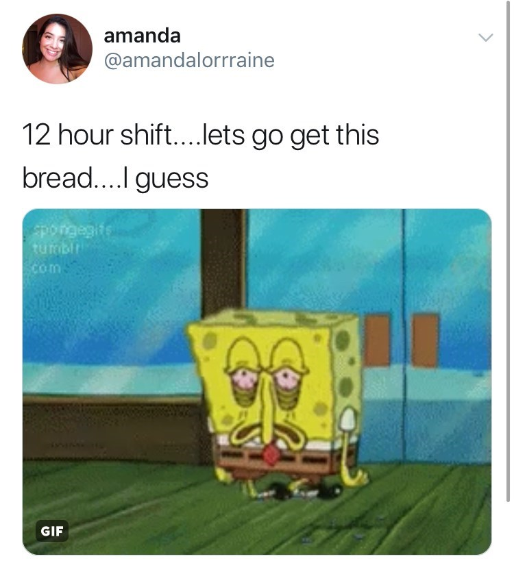 24 'Let's Get This Bread' Tweets For The Risers And Grinders