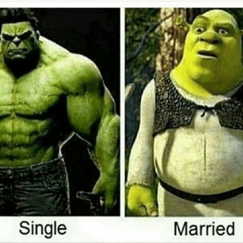 Hulk - Single Married