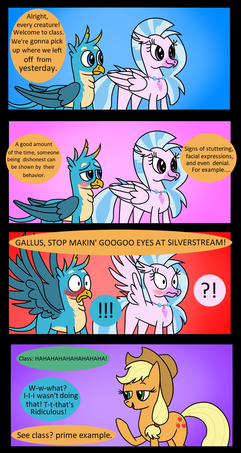 shipping applejack silverstream griffon no id avaliable hippogriff comic gallus - 9228465408