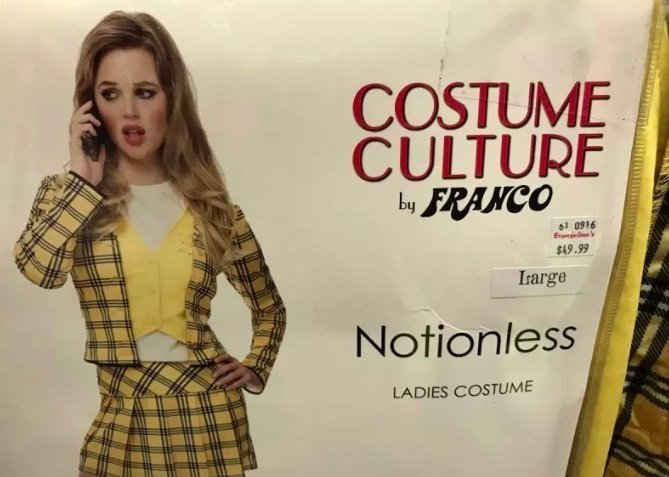 Clothing - COSTUME CULTURE by FRANCO 61 0916 E s $49.99 Irarge Notionless LADIES COSTUME