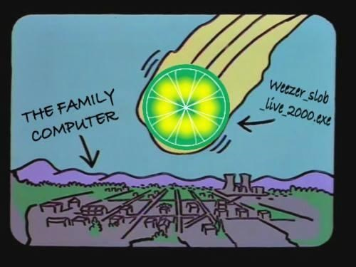 limewire meme about it destroying a town