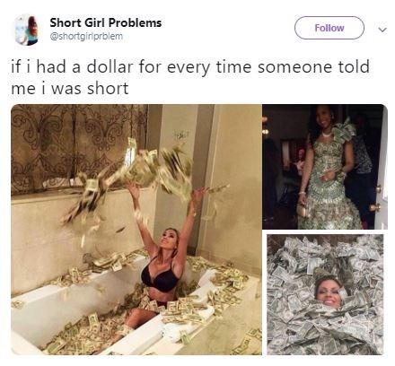 15 Short Girl Memes That Are Depressingly Relatable Memebase