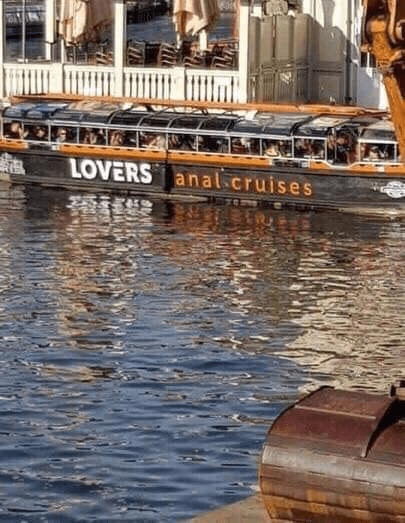 Water transportation - LOVERS anal cruises