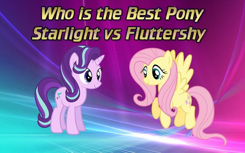 starlight glimmer best pony fluttershy - 9230748416