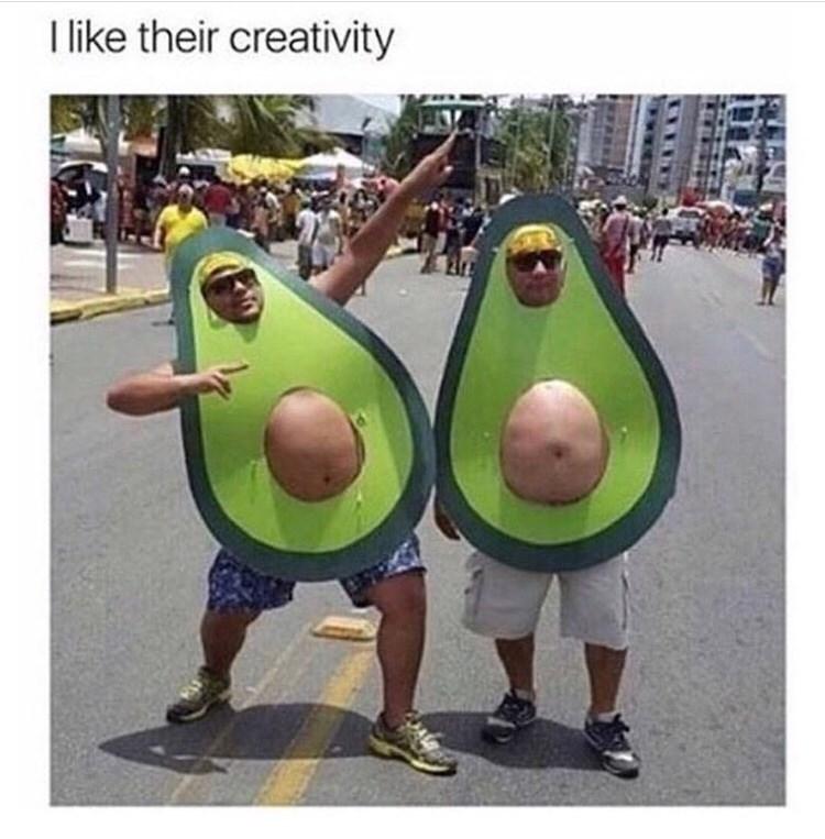 Animated cartoon - like their creativity