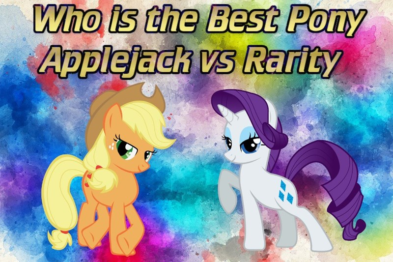 applejack rarity best pony - 9231237888