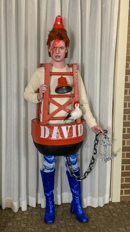 Halloween pun costume - Clothing - DAVID