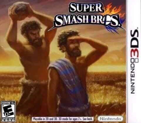 Technology - SUPER SMASH BRES 70 See bock Nintendo Flayble in ESRB NINTENDO3DS