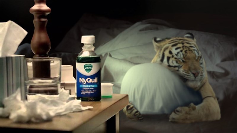 Product - VICKS NyQuil COLD &FLU igh
