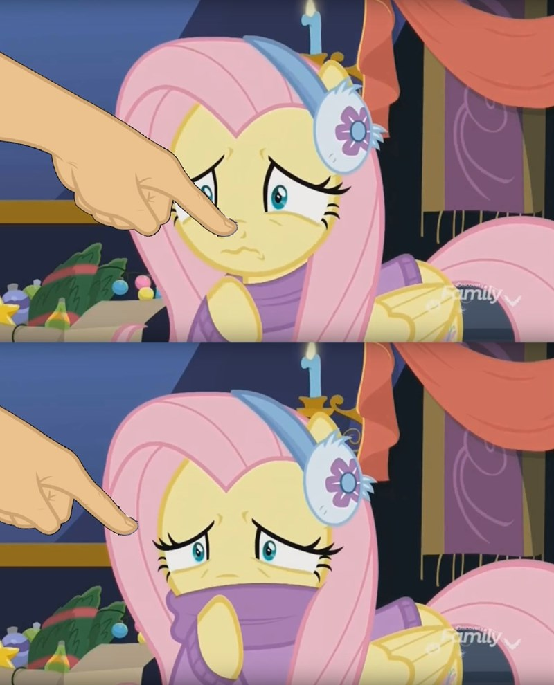 boop screencap comic fluttershy best gift ever - 9232151552