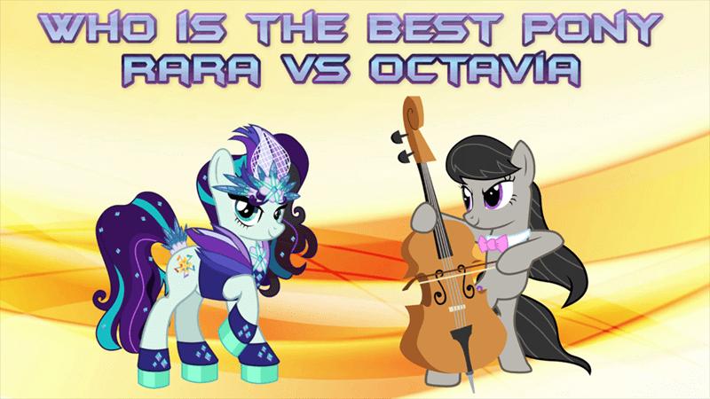 coloratura best pony octavia - 9233954560