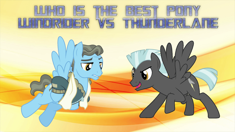 thunderlane windrider best pony - 9234188032