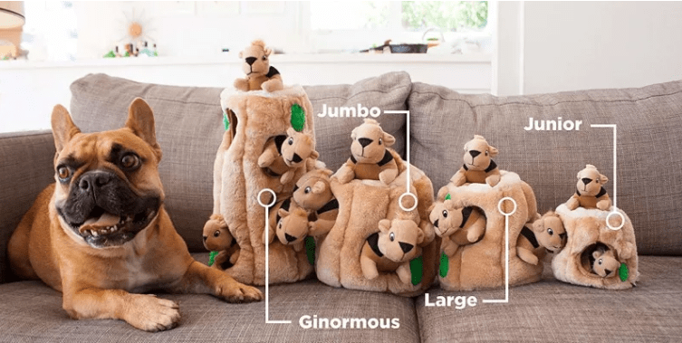 Dog - Jumbo Junior Large Ginormous