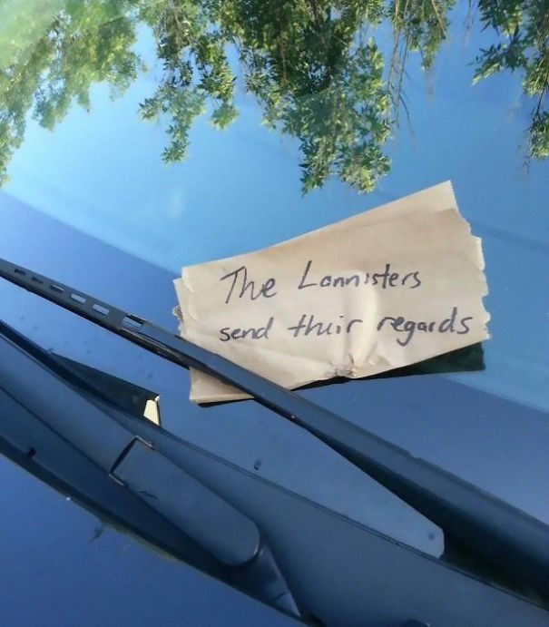 Windshield - The Lanmisters Send thuir regards