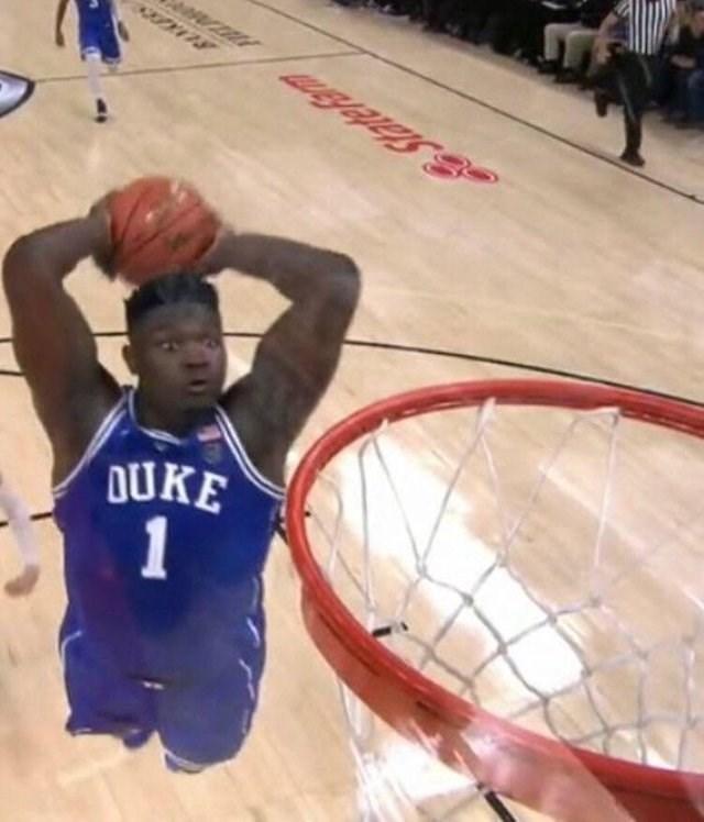 Basketball moves - SLIKER DUKE 1