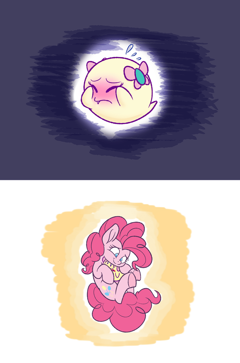 boo pinkie pie mario heir of rick - 9235278848